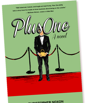 Plus One Book: A Hollywood House Husband Story by Christopher Noxon, House Husband Freelance Writer